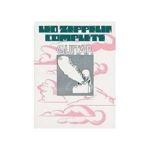 Led Zeppelin   Complete   Easy Guitar Musical Instruments