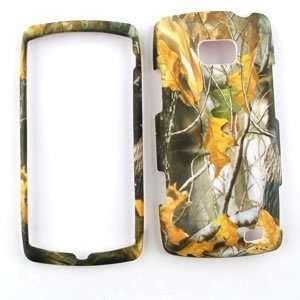 LG ALLY VS740 Dry Leaves CAMO CAMOUFLAGE HUNTER HARD PROTECTOR COVER