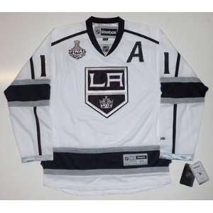 Anze Kopitar 2012 Stanley Cup Los Angeles Kings Reebok Away Jersey