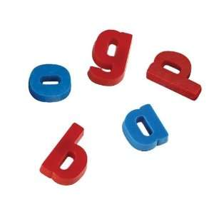 PAC27510   Magnetic Alphabet Letters,Plastic, Lower Case