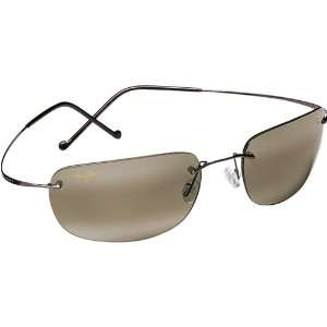 Maui Jim Sunglasses Kapalua Adult Polarized Eyewear   Gunmetal/HCL