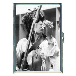 KEITH RICHARDS ROLLING STONES ID Holder, Cigarette Case or