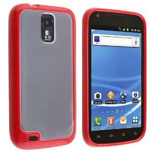 TPU Rubber Skin Case for Samsung Galaxy S II T Mobile T989