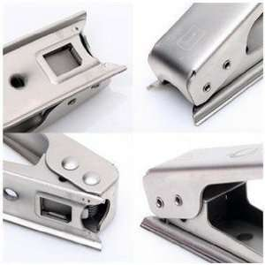 Sim Card Cutter For iPhone 4, iPad, includes 2 sim adapter for free