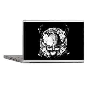 Laptop Notebook 17 Skin Cover Helmet Sword and Skull