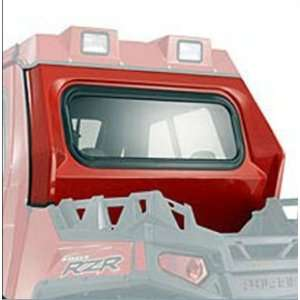 Polaris Ranger RZR   Solar Red RANGERWARE® Rear Panel by Polaris. OEM