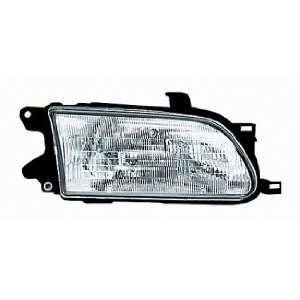 95 96 Toyota Tercel Headlight (Passenger Side) (1995 95 1996 96) 81110