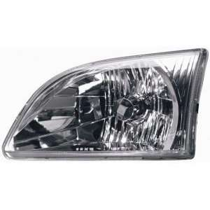 Toyota Sienna Headlight Assembly Driver Side Automotive
