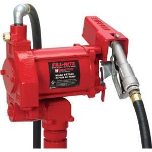 Fill Rite Fuel Transfer Pump   115 Volt, 20 GPM, Model# FR700VNT