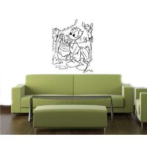 DONALD DUCK DISNEY Wall MURAL Vinyl Decal Sticker