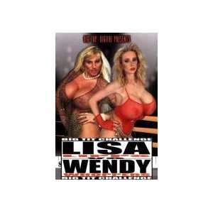 vs Wendy DVD (starring Lisa Lipps, Wendy Whoppers)