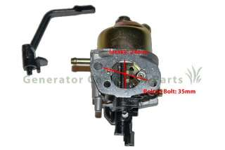 Honda Gx 160 Gx 168 5.5hp 6.5hp Engine Motor Generator Carburetor Carb