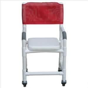MJM International 118 3 SSC KIT Standard Deluxe Shower Chair with Soft