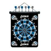 Detroit Lions Magnetic Dartboard