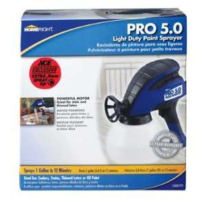PRO 5.0 LIGHT DUTY ELECTRIC PAINT SPRAYER   C800774