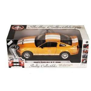 18, Orange with White Stripes) Ford Diecast Car Model Toys & Games