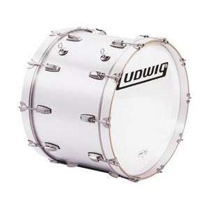 Ludwig LF S200 Bass Drum (22 Inch) Musical Instruments